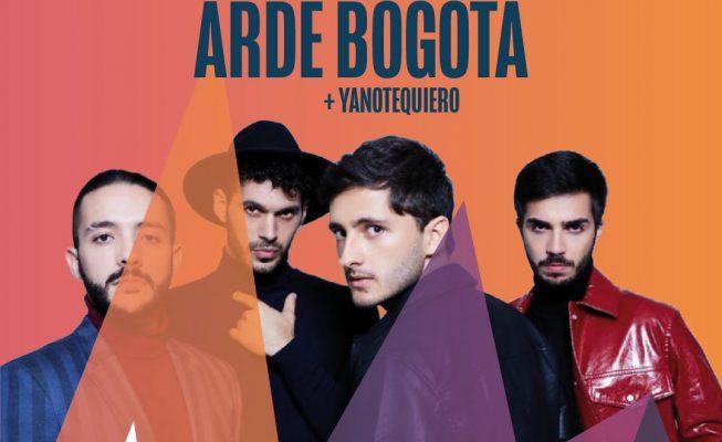Arde Bogotá llega a Tenerife de la mano de Sonidos Líquidos para dar un concierto en La Laguna