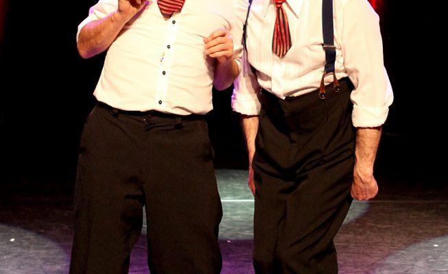 El Festival Clownbaret trae al Teatro Guimerá al dúo belga Les Founambules