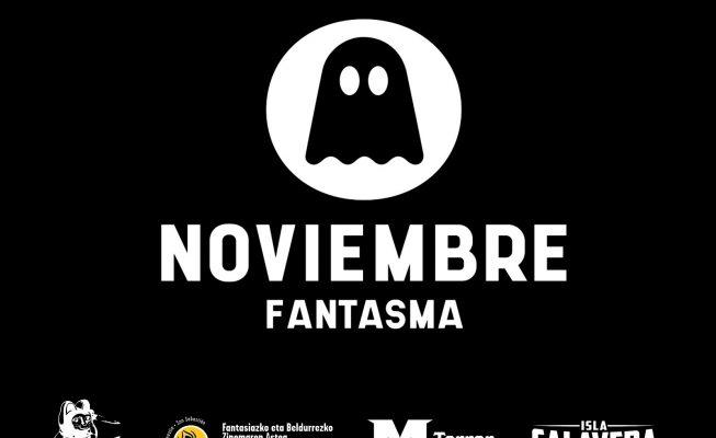 Isla Calavera se suma al canal de contenido 'online' Noviembre Fantasma