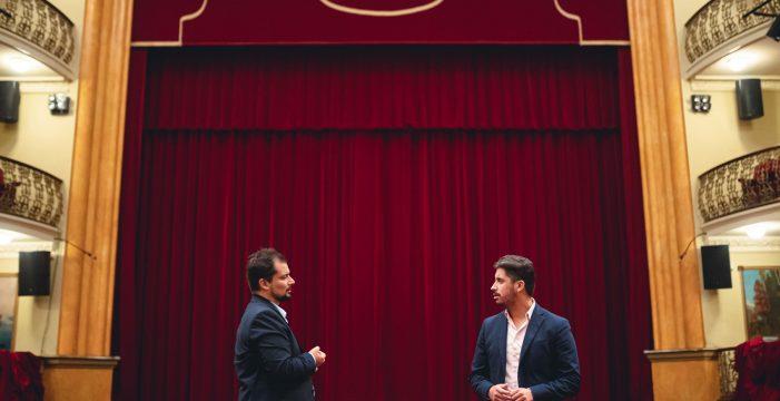 El Teatro Leal alcanzará en noviembre el 80% de su aforo