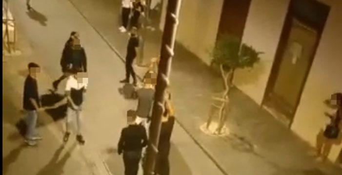 Las peleas se extienden por Tenerife: a puñetazo limpio en el Puerto De la Cruz