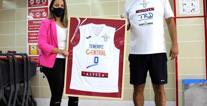 Tu Alteza seguirá patrocinando al Tenerife Central por tercera temporada consecutiva