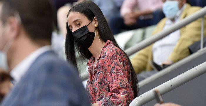 """Victoria Federica, con """"muchas"""" ganas de que el Rey Emérito vuelva a España"""