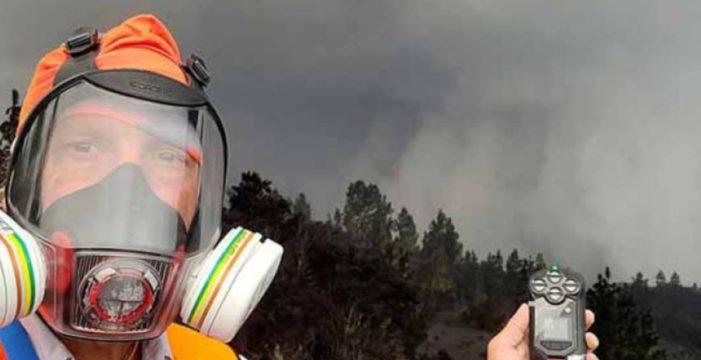 El Gobierno pone en valor el trabajo de los centros de investigación en la erupción de La Palma