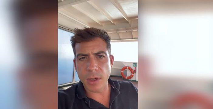 """Jaime Pereira, CEO de Aerocamaras, sobre el rescate de los perros: """"Nos vemos en la obligación de intentarlo"""""""