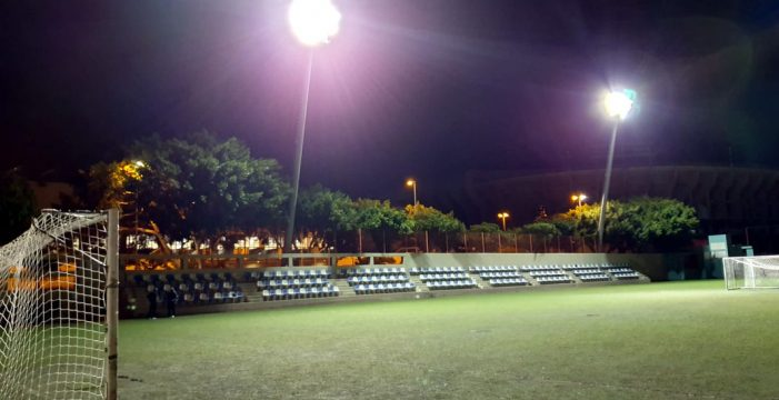El contrato de emergencia para el arreglo de los campos de fútbol de Santa Cruz, nulo