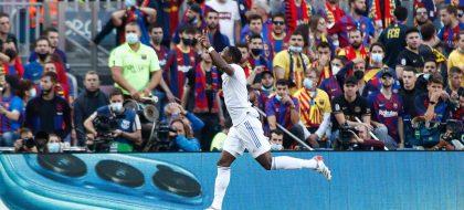El Madrid vence en el Camp Nou con goles de Alaba y Lucas Vázquez (1-2)