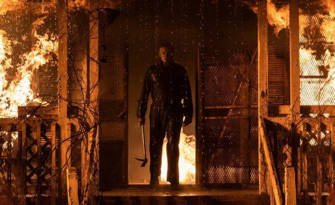 La cartelera propone 'Halloween Kills'