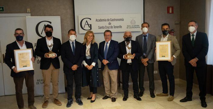 San Sebastián 57, premio de la Academia de Gastronomía 2020