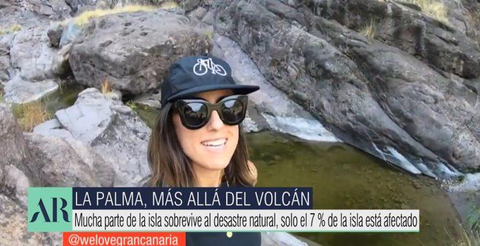 La confusión es real: Telecinco muestra un vídeo de Gran Canaria para invitar a visitar La Palma