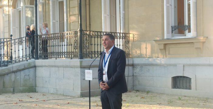 """Otegi muestra a las víctimas de ETA el """"pesar"""" de Bildu por su """"sufrimiento"""""""