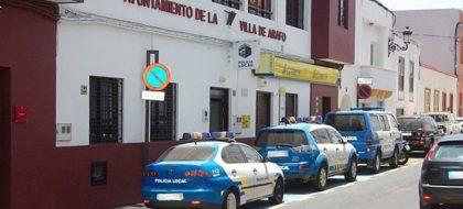 Cuarta sentencia a favor del jefe de la Policía de Arafo ante el exalcalde