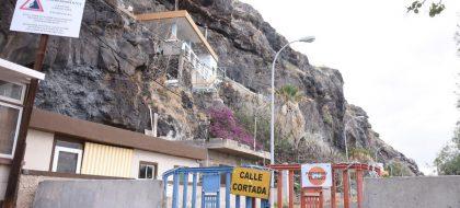Bajo la Cuesta, en Candelaria: Cinco años de desalojo y amenaza de derribo