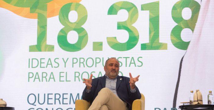"""El Rosario invita a sus vecinos a un """"Gobierno participativo"""""""