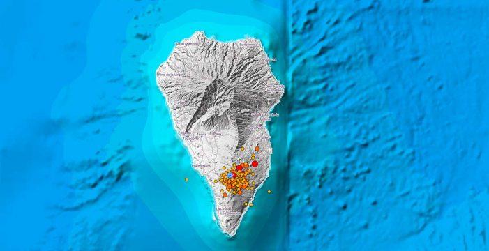"""Los terremotos en La Palma pueden superar los 4,9 grados, pero forman parte de un proceso """"normal"""""""